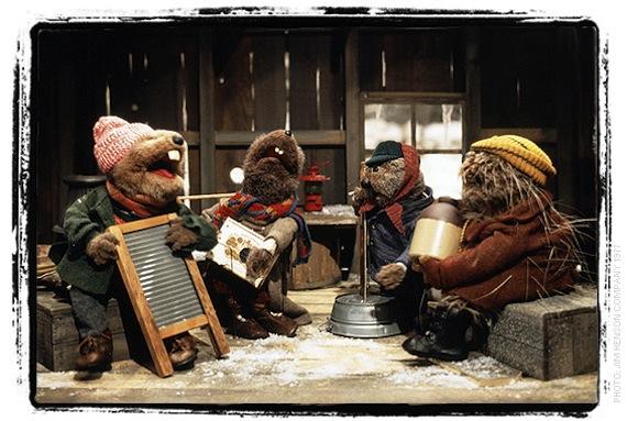 "Liz Tells Frank What Happened In ""Emmet Otter's Jug-Band Christmas ..."
