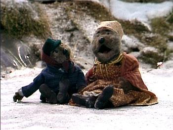 Emmet Otter Jug Band Christmas.Liz Tells Frank What Happened In Emmet Otter S Jug Band