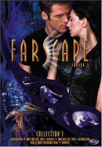 Download Farscape DVDRip AVI + Legendas Completo