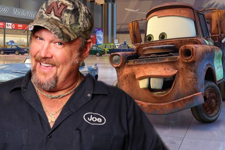 An Open Letter To Larry The Cable Guy