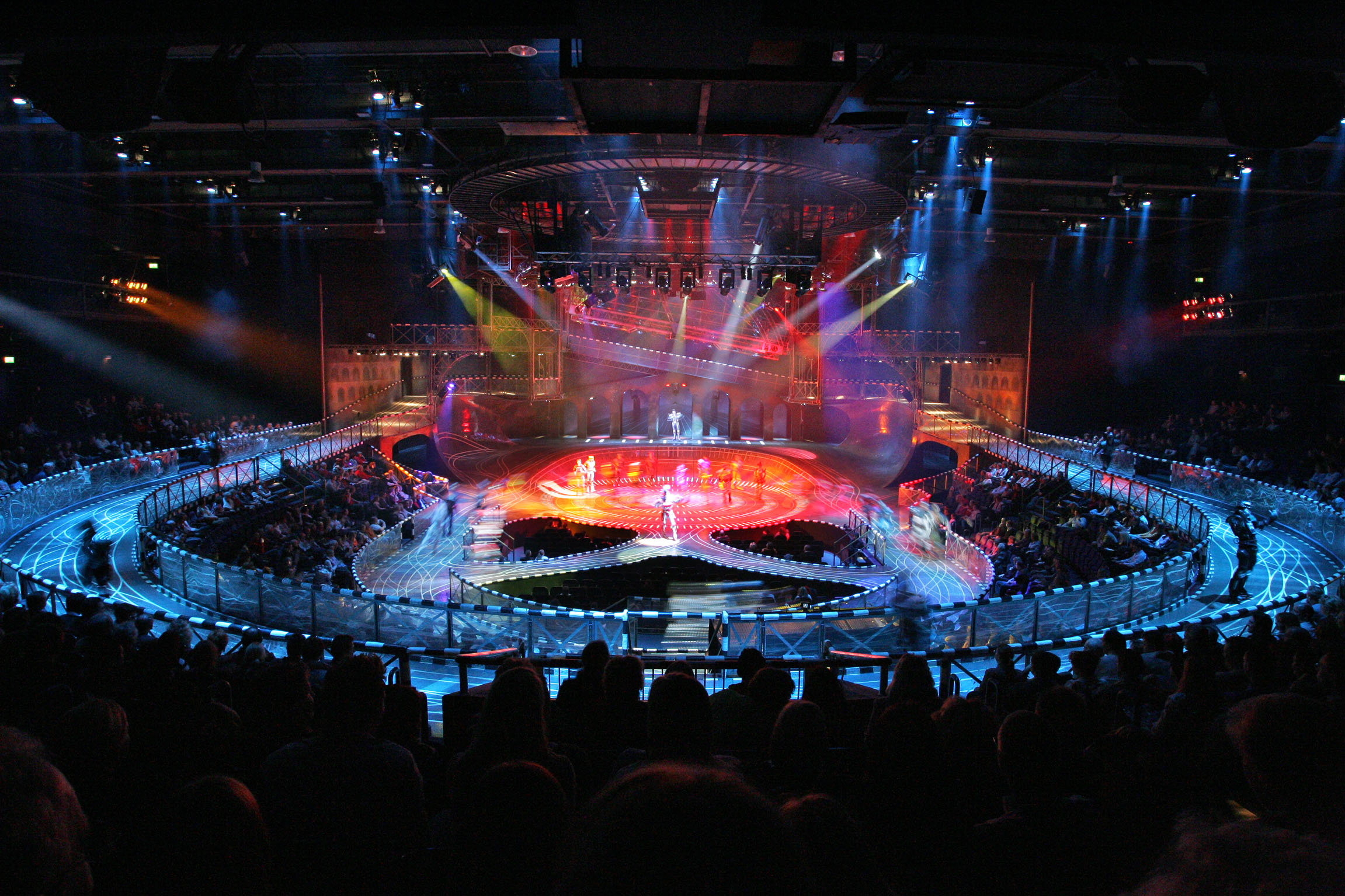 Hamburg Stage Theater Hotel