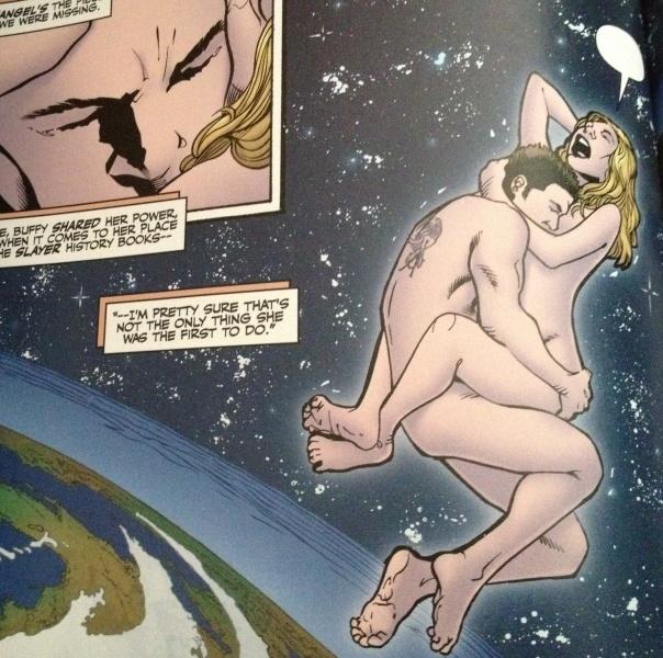SPACE SEX.