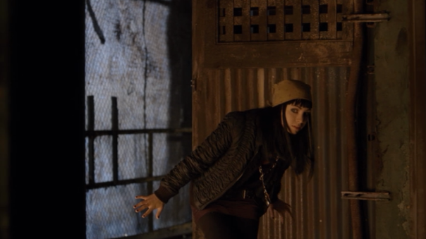 I am not talking enough about Kenzi, but as far as plucky young sidekicks go, I find her pretty charming. Her commitment to stealing shit is especially enjoyable.
