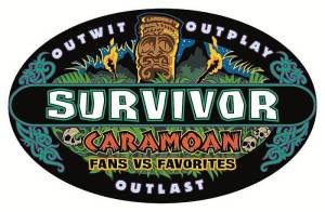 SURVIVOR: CARAMOAN -- FANS VS. FAVORITES