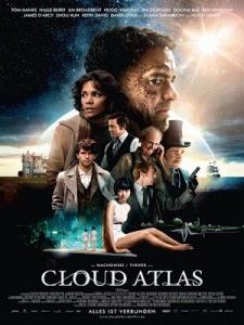 Cloud Atlas German Poster