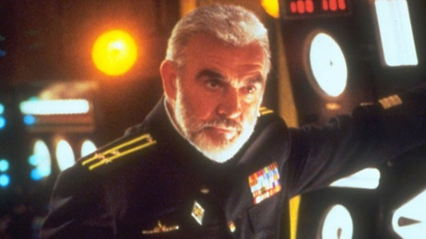 Sorry, Sean Connery. I'm a fan but seriously, submarines are boring.