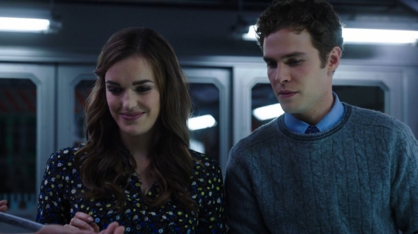 Aw, Fitz and Simmons. Seriously, I defy you to tell me not to love nerds in maybe-love.