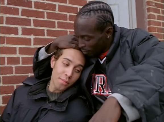 Omar and Boyfriend